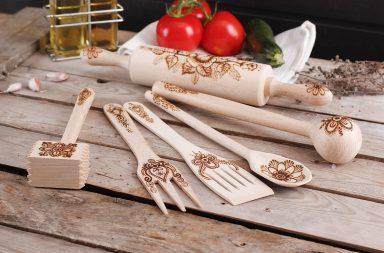 Jak dbać o drewniane przybory kuchenne