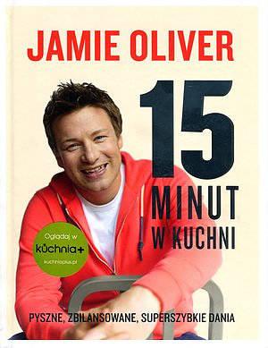 Książka kucharska Jamie Oliver