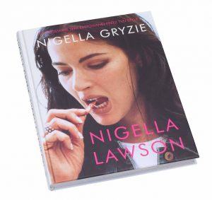 Nigella gryzie książka kucharska