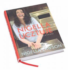 Nigella ucztuje książka kucharska
