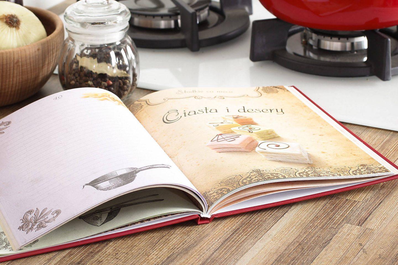 Książki kucharskie i przepisy - dawniej i dzisiaj
