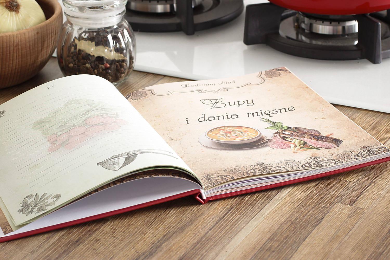 Notatnik kulinarny z poradami