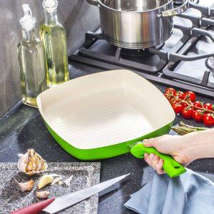 Patelnia do grillowania ceramiczna
