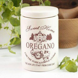 Pojemnik ceramiczny na oregano Sweet Home