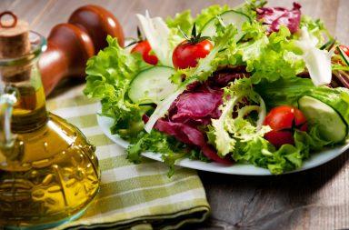 Sałata właściowści odżywcze i witaminy