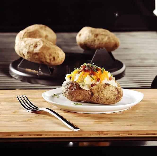 Stojak do pieczenia ziemniaków Nordic Ware