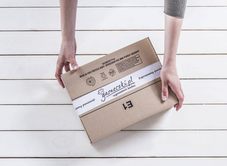 Zabezpieczanie i pakowanie produktów do wysyłki - jak to robimy?