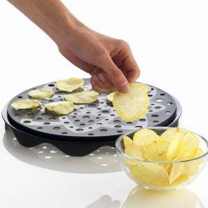 Zestaw do zdrowych chipsów Mastrad