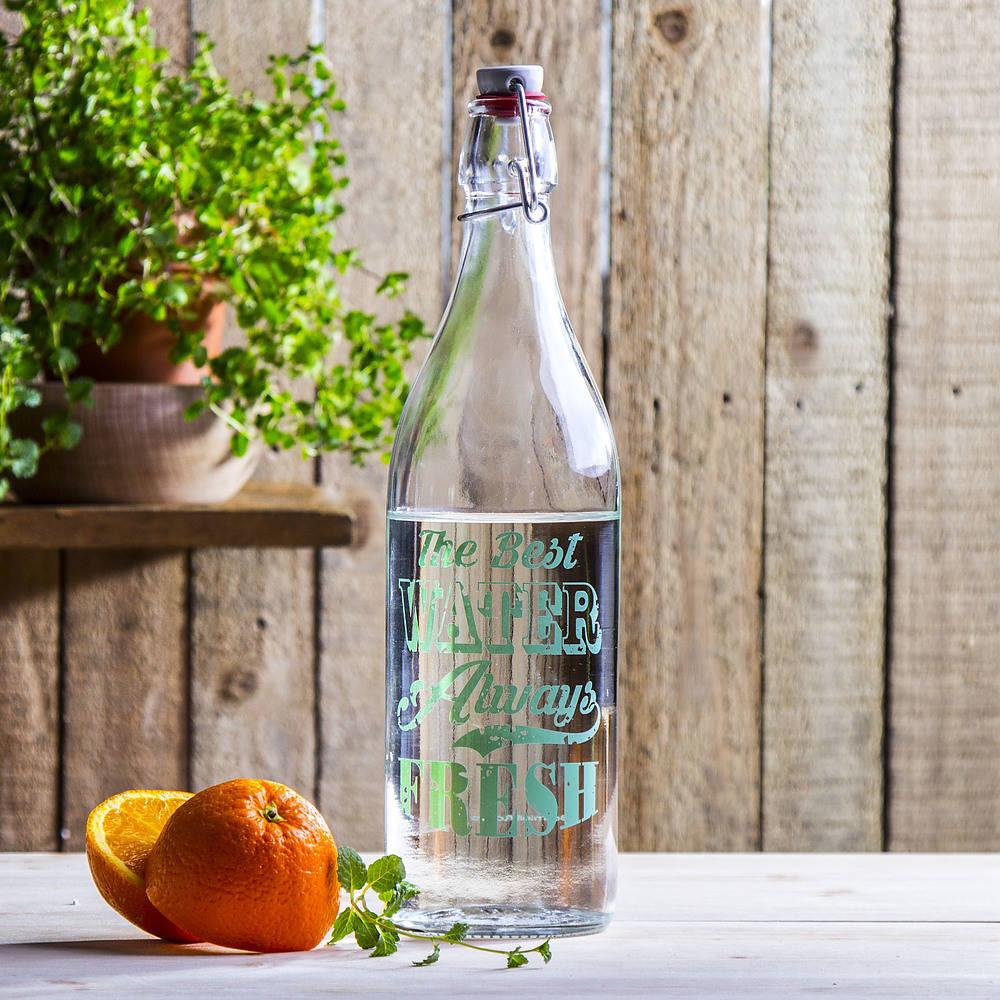 Butelka na soki z korkiem Pasabahce