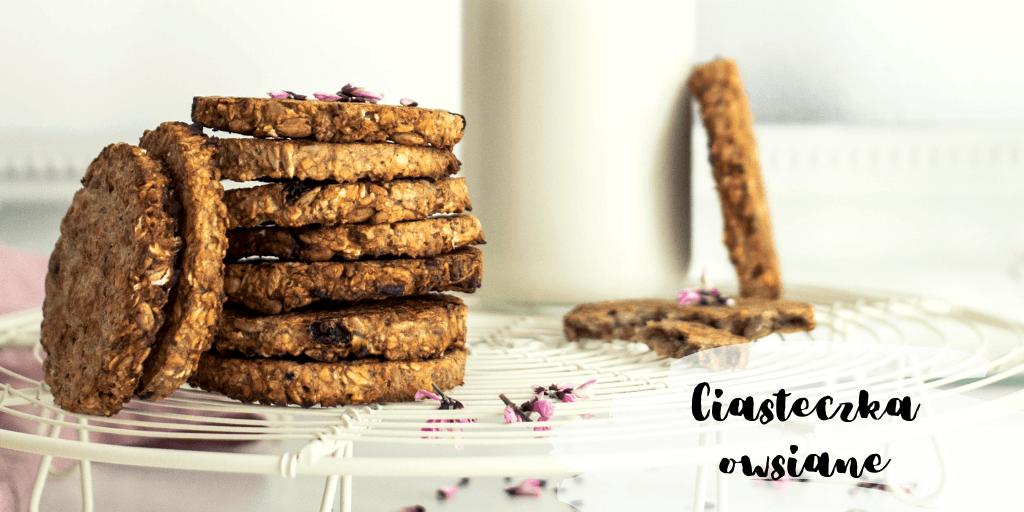 Ciasteczka - zdrowe przekąski piknikowe
