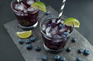 Jak zrobić kolorowe drinki bezalkoholowe w domu
