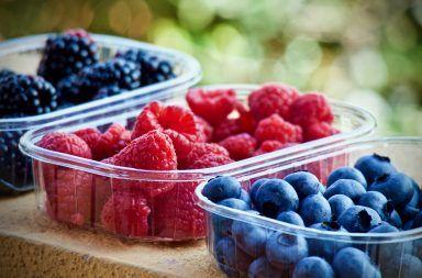 Kalendarz sezonowości owoców na lato