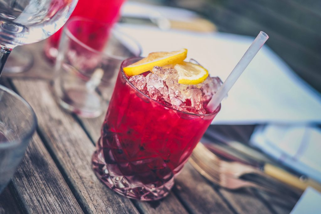 Mocktail - drink bezalkoholowy