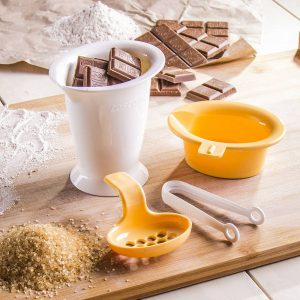 Naczynie do rozpuszczania czekolady Tescoma