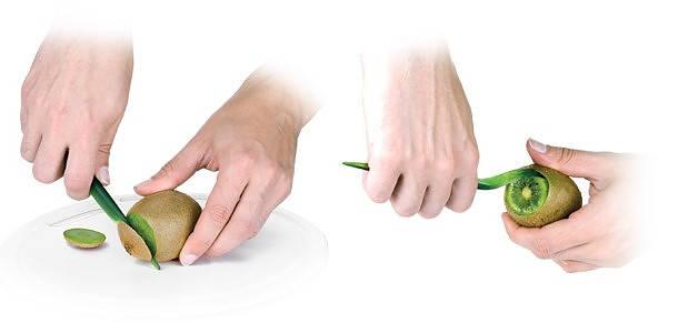 Obieraczka do kiwi tescoma