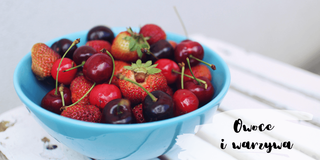 Warzywa i owoce na piknik