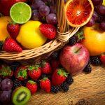 Owoce sezonowe – kalendarz