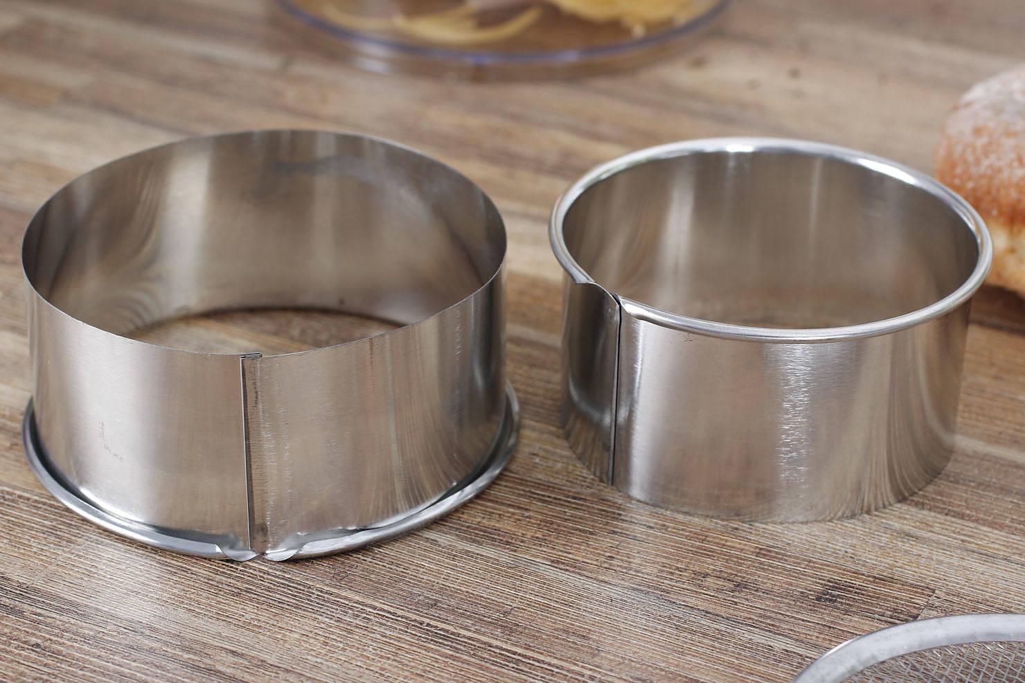 Pierścienie do deserów Zenker