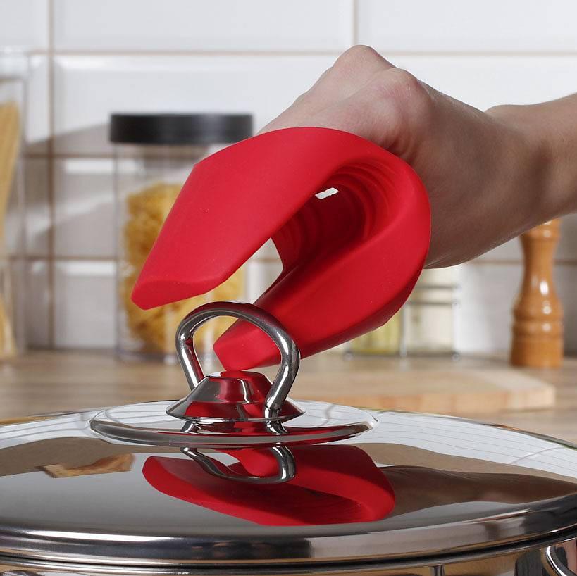 Silikonowa łapka kuchenna Mini