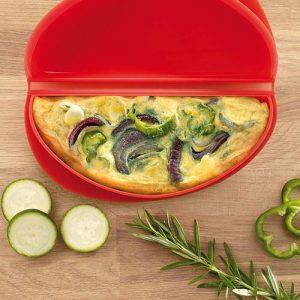 Silikonowa forma do pieczenia omletu Lekue
