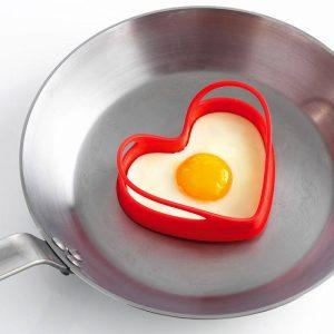 Silikonowe foremki do jajek sadzonych Mastrad