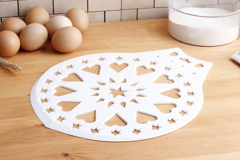 Szablon do dekoracji ciast Christmas