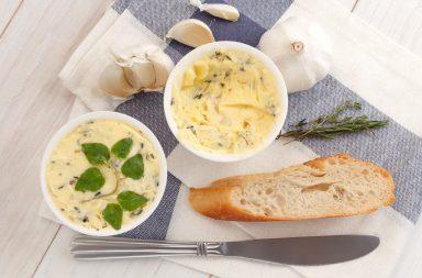 Domowe masła smakowe - przepisy
