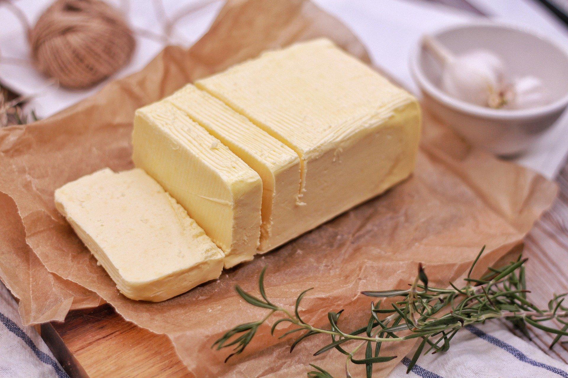 Domowe masło - przepis