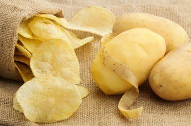 Jak zrobić zdrowe domowe chipsy?