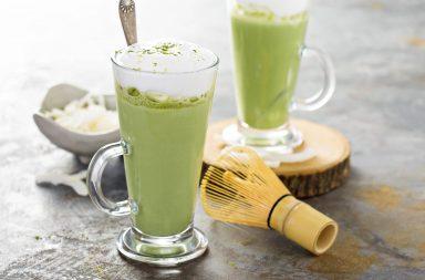 Modne i zdrowe latte - przepis