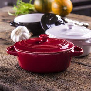 Ceramiczne naczynie do zapiekania Axentia