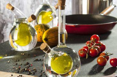 oleje jadalne rodzaje
