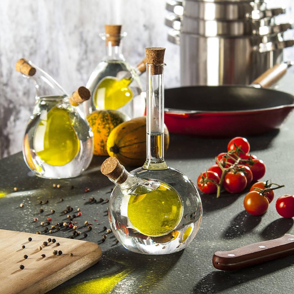 Oleje spożywcze – rodzaje, właściwości i zastosowanie