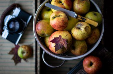 Pieczone jabłka w piekarniku - pomysły