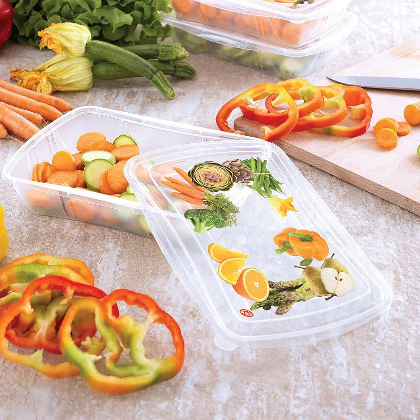 Warzywa pokrojone wpaski lub talarki toświetna przekąska między posiłkami.