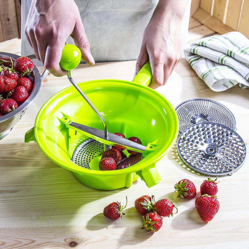 Przecierak do warzyw i owoców Jasin