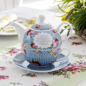Ceramiczny dzbanek do herbaty Wyjątkowy Dzień