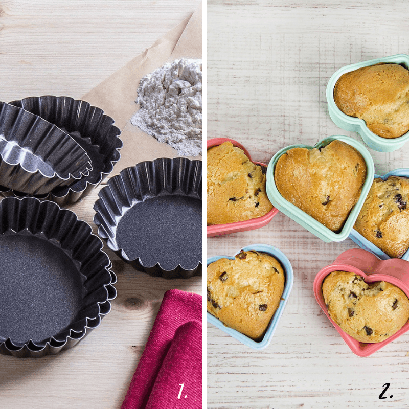 Foremki do muffinek