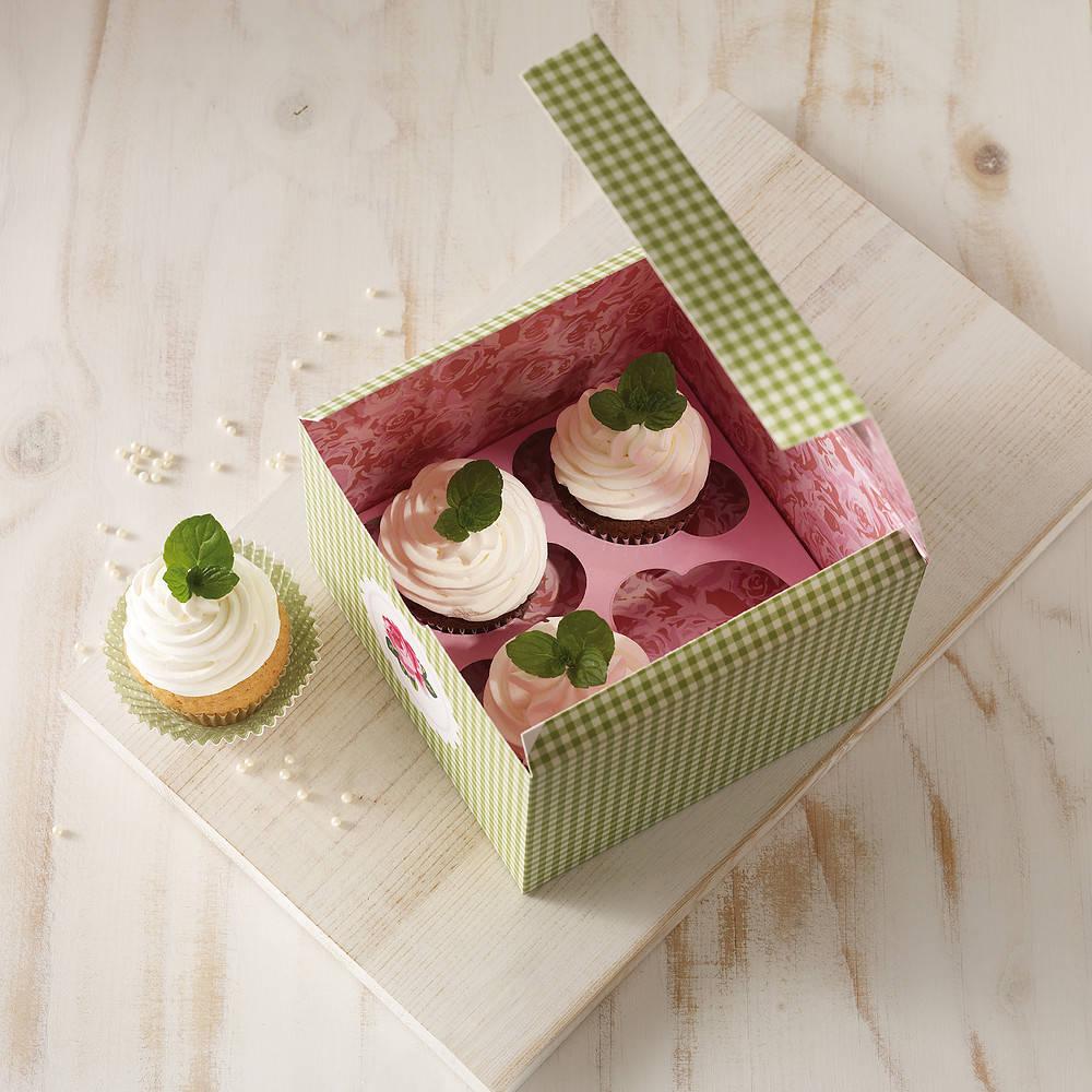 Pudełko na ciastka i muffinki Birkamann