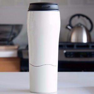 Kubek termiczny Mighty Mug Go kremowy