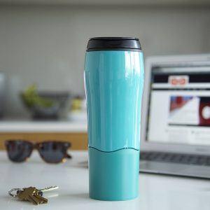 Kubek termiczny Mighty Mug Go turkusowy