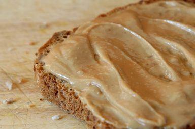 Masło orzechowe z orzechów arachidowych - przepis