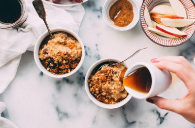 Przepisy na rozgrzewające śniadanie