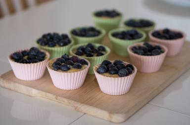 Silikonowe formy do pieczenia ciast