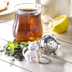 Zaparzacz do herbaty Kot MSC