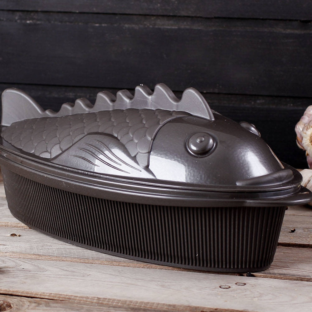 Brytfanna silikonowa Silikomart Ryba