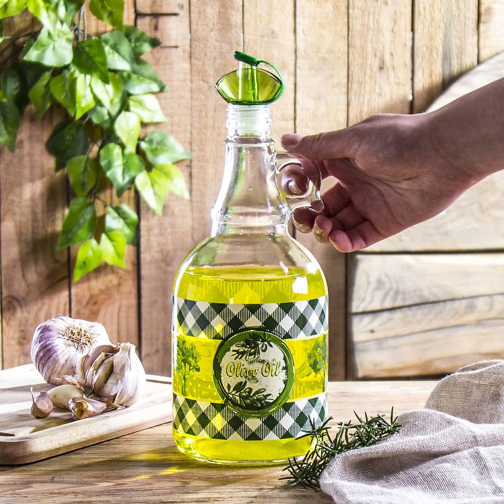 Butelka na oliwę i ocet Paolo