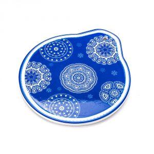 Deska do serwowania ceramiczna Koronka