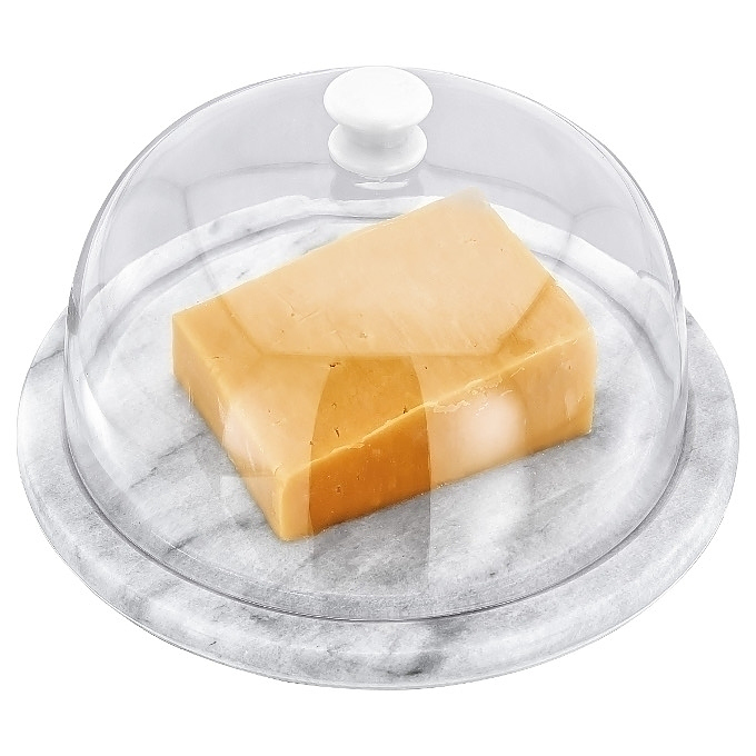 Deska do serwowania serów z kloszem Judge