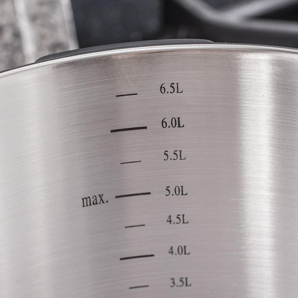 Garnek ciśnieniowy ze stali Florina Cooker